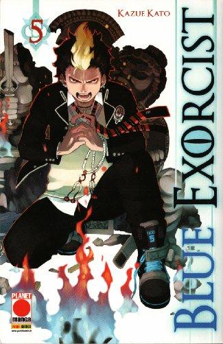 Blue Exorcist n. 5 - Amazon Libri