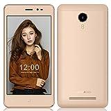EasySMX Leagoo Z5C Teléfono Inteligente Smartphone 5.0 Pulgadas Soporta Android 6.0 3G SC7731c...