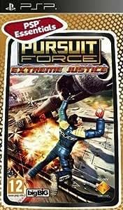 Pursuit force: Extreme justice - collection Essentials