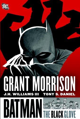 Batman: The Black Glove SC -