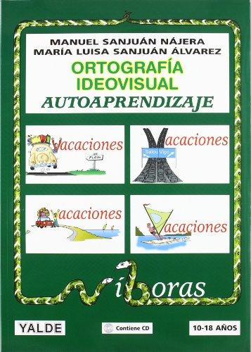 Ortografía Ideovisual. Autoaprendizaje (+CD) por Vv.Aa.