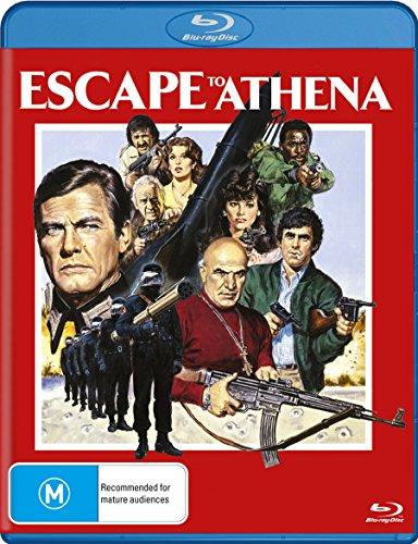 Escape to Athena [Blu-ray] [Import anglais]