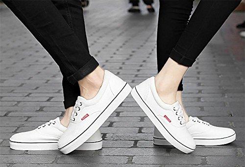 SONGYUNYANCouple plein air loisirs basse chaussure/fashion chaussures de toile White