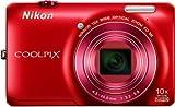 Nikon Coolpix S6300 Appareil photo numérique compact 16 Mpix Ecran 2,7