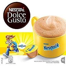 Nescafé Dolce Gusto - Nesquik - Cápsulas Sabor a Chocolate ...