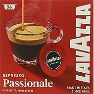 Lavazza Espresso Passionale Capsules (36 capsules in total)
