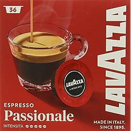 Lavazza Espresso Capsules, Total 36_P