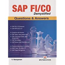 SAP FI/ CO Demystified: Questions and Answers by V. Narayanan (2008-12-01)