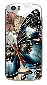 UPPER CASE™ Fashion Mobile Skin Vinyl Decal For Xolo Q700s [Electronics]
