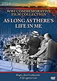 WWI Film Collection: As Long As There's Life In Me [DVD] [UK Import]