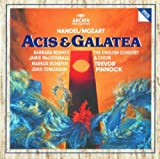 Haendel/Mozart-Acis Und Galatea-Bonney-Macdougall-Schafer-Th E English Concert & Choir-Pinnock-