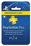 PlayStation Plus Card Hang Abbonamento 12 Mesi - Sony - amazon.it