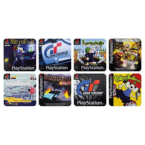Playstation Untersetzerset Games