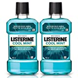 #9: Listerine Cool Mint Mouthwash - 500 ml (Pack of 2)