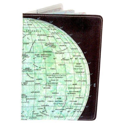 Preisvergleich Produktbild *passt nicht Deutsch Reisepass - Reisepasshülle Die Mondkarte
