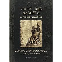 VOCES DEL MALPAÍS. LEYENDAS CANARIAS (ÁRBOL DE PALABRAS)