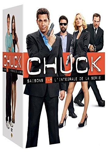 Chuck - Saisons 1-5 - L'intégrale de la série