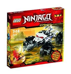Lego 2518Ninjago–Maîtres de Spinjitzu avec dragon Ninja et Spinner