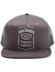 Jack Daniels Trucker Cap Old No.7 Brand Logo Snapback Mütze Schirmmütze Logo Kappe