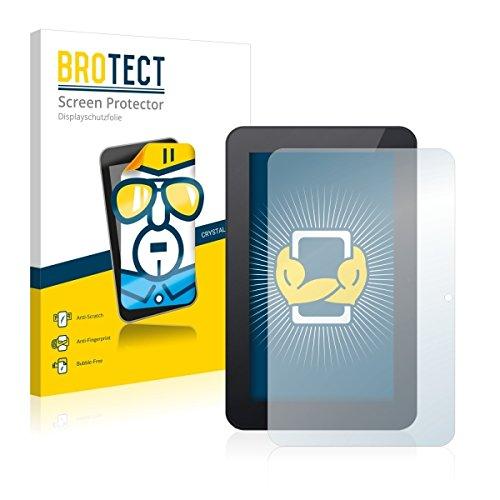 2X BROTECT HD Clear Displayschutz Schutzfolie für Odys Miron (kristallklar, extrem Kratzfest, schmutzabweisend)