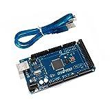 OSOYOO MEGA2560 R3 Control Board ATMEGA2560-16AU For Arduino Compatible with USB Cable