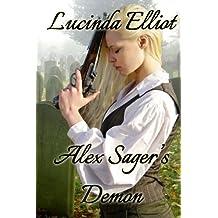 Alex Sager's Demon: Pushkin's Nemesis by Lucinda Elliot (2016-01-16)