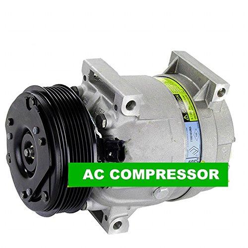 Gowe Klimaanlage AC Kompressor für Auto Opel Movano 2.2L 2.5L 2001-2010Für Opel Vivaro Bus 1.9L 2.0L 2,5l 2003-20107700105765