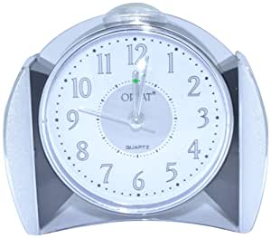Orpat Beep Alarm Clock (Black, TBB-377)