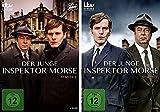Der junge Inspektor Morse Staffel 2+3 (4 DVDs)