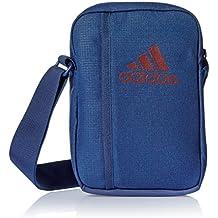 adidas Azul Adulto M Org AzumisGranat Bolso 3S per Unisex BrYBRT
