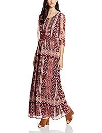 More & More Damen Kleid 1-Tlg. Lang