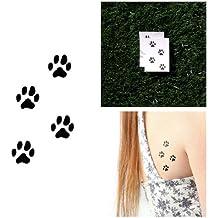 tatouage patte de chien. Black Bedroom Furniture Sets. Home Design Ideas