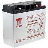 YUASA Batterie au plomb rechargeable NP17-12I Vds