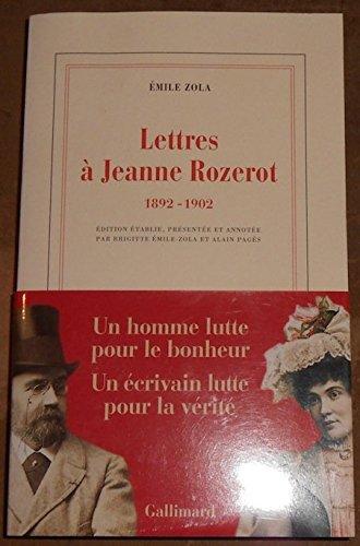 Lettres Jeanne Rozerot 1892 1902 [Pdf/ePub] eBook