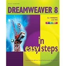 Dreamweaver 8 in Easy Steps by Nick Vandome (2006-03-15)