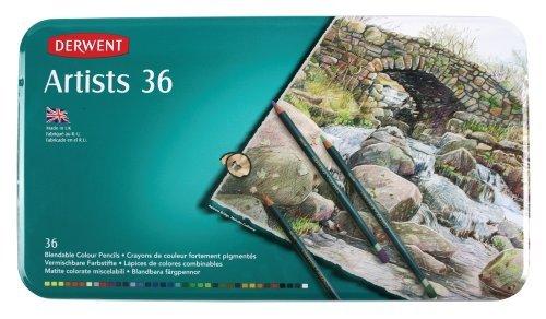 derwent-artists-set-de-36-lpices-de-colores-en-caja-metlica