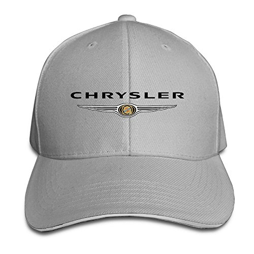 xcarmen-runy-chrysler-logo-adjustable-hunting-peak-sandwich-hat-cap-ash