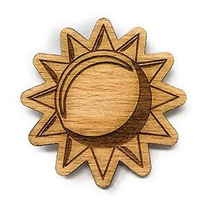 Neodym Kühlschrank Magnet Sonne