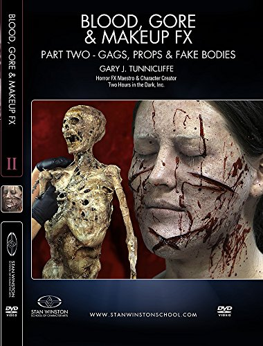 Blood, Gore and Makeup Effects Part 2 - Gags, Props, Fake (Prop Body Parts)