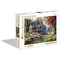 Clementoni - Puzzle de 1000 piezas Victorian garden (39172)