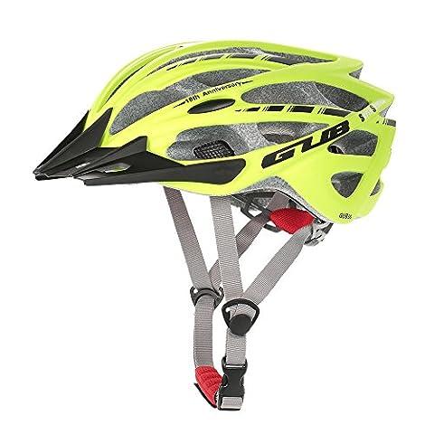Docooler Casque de Vélo GUB Ultra-léger Intégré dans le Moule