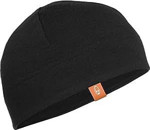 Icebreaker Herren Mütze Sierra Beanie, Black, One size, 100750