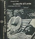 La morte di Lenin. L'interregno 1923-1924.