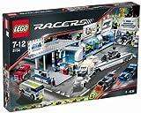 Lego 8154 Racers BRICK STREET CUSTOMS