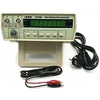 VC3165precisión (frecuencia frecuencia contador 0,01Hz ~ 2,4GHz Tester