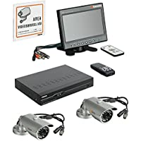 BTICINO - Kit de vidéo surveillance cablages coaxiales - BTI-391863
