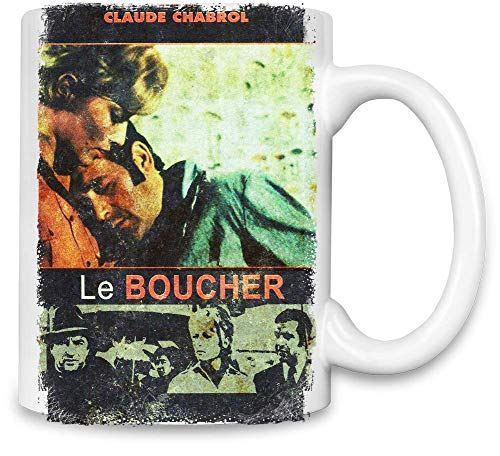 Design Things Die Metzger-Film-Serienmörder-Liebe - The Butcher Movie Serial Killer Love Unique Coffee Mug | 11Oz Ceramic Cup| The Best Way to Surprise Everyone On Your Special Day| Custom Mugs by