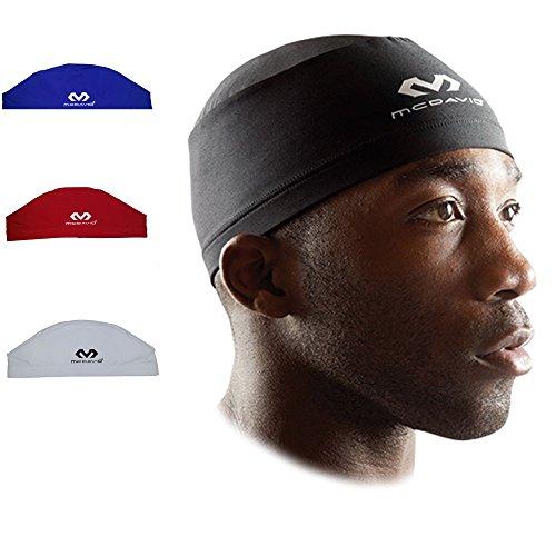 McDavid Skull Cap (Skully), Schwarz, Universalgröße