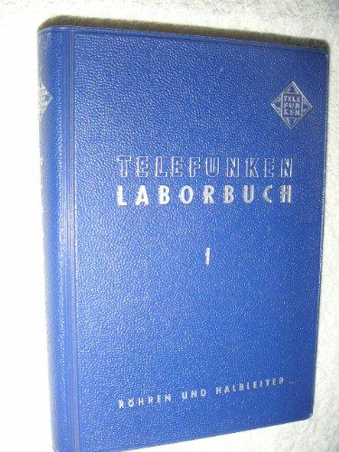 TELEFUNKEN LABORBUCH I / Laborbuch 1