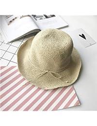SEBAS Home Sombrero de Sol de Vacaciones Junto al mar Plegable Hecho a Mano  Pescador Cuenca bf4ea8d1fe2c